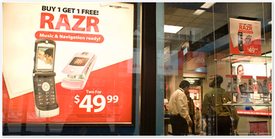 Cheap RAZR