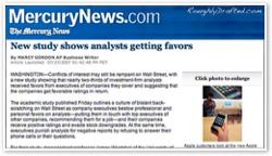 SJ Mercury News Scandal