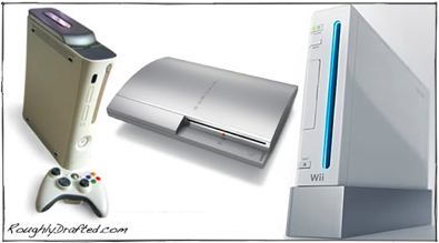 PlayStation 3 vs. Xbox 360 vs. Nintendo Wii