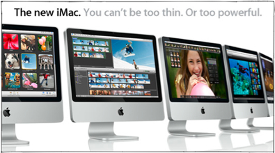 New Apple Hardware: iMac, Mac mini, AirPort, RAID