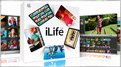 What's New in iLife 08