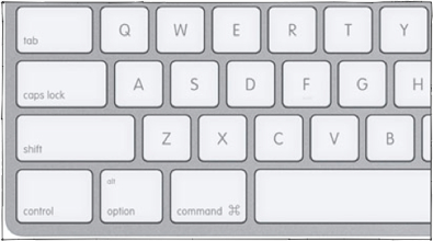 How Apple Keyboards Lost a Logo and Windows PCs Gained One
