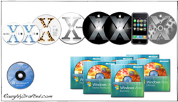 Leopard, Vista and the iPhone OS X Architecture
