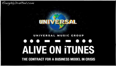 Universal vs Apple in the iTunes Store Contracts