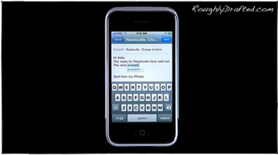 Using iPhone: Text and Data Entry vs T9, Graffiti, Thumb Keyboards