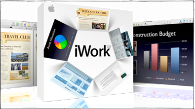 What's New in iWork 08
