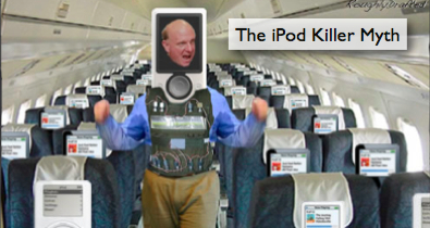 The iPod Killer Myth