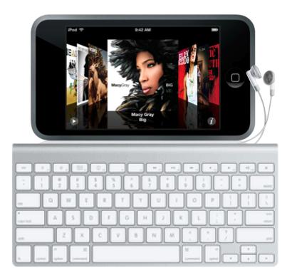 iPod Slate