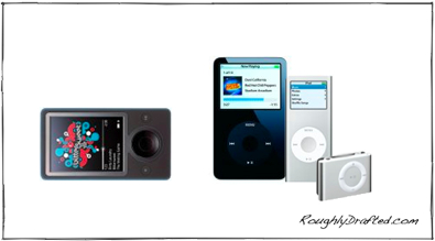 iPod vs Zune: a Buyer's Guide
