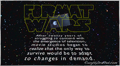Format Wars in Home Theater