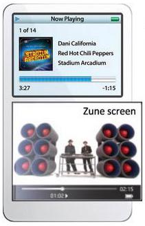 Zune-Vs-Ipod-Screen-Size