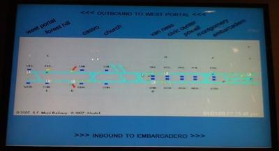 Muni ATC map
