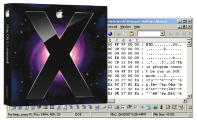 PE U: The Mac OS X Leopard Windows API Myth