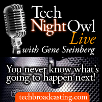 Tech Night Owl podcast