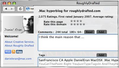 hyperblogging
