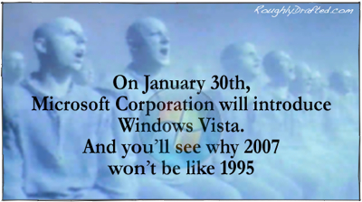 Windows 95 and Vista: Why 2007 Won't Be Like 1995