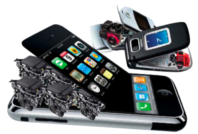 Apple's iPhone Vs. Other Mobile Hardware Makers: 5 Revenue Engines