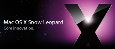 OS X Snow Leopard