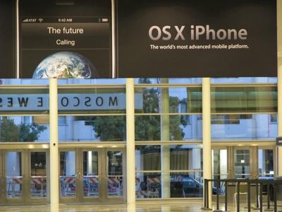 OS X iPhone
