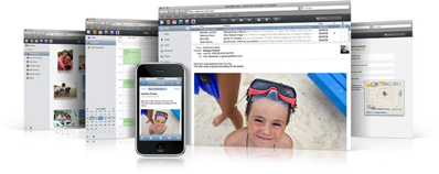 Apple - MobileMe - Features