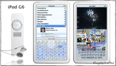 iPod Generation 6
