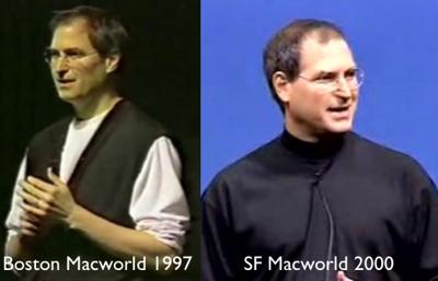 Steve Jobs 1997 2000