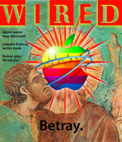 Wired Betray