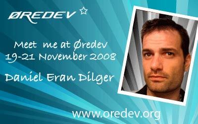 Daniel Eran Dilger Oredev