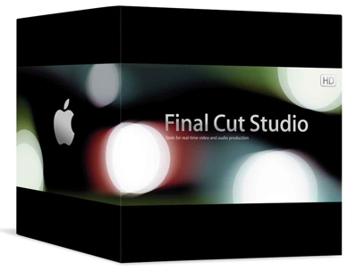 Download software & game: FINAL CUT STUDIO 2