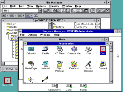 Wikipedia En C Ca Windows Nt 3.1